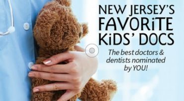 The Pediatric Center Providers Selected as New Jersey Family's Favorite Kids' Docs 2017 for Pediatrics