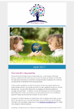 April Newsletter 2017 The Pediatric Center