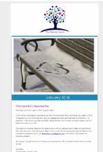 The Pediatric Center Newsletter January 2018