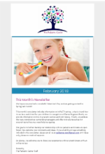 February 2018 Newsletter The Pediatric Center