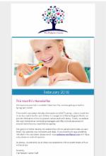 February 2018 Newsletter The Pediatric Center