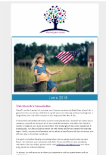June Newsletter 2018